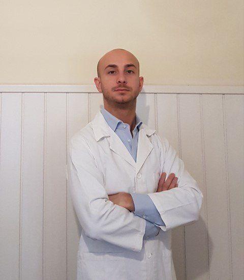 foto del dottor Riccardo Rame