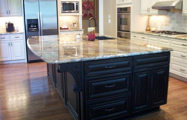 Custom Design U2014 Countertop With Sink In Matthews, NC