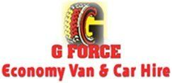 G Force Economy Van & Car Hire logo