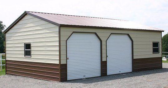 Custom Garages Little Rock Arkansas