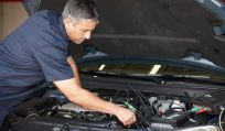 oil change and minor tune ups for cars in Russellville, AR