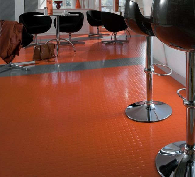 top-quality rubber flooring