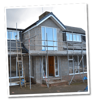 Flat roofs - Cheshire - Abbey Builders - roofing
