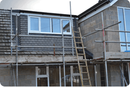 Building work - Cheshire - Abbey Builders - transforming