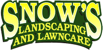 Snow's Landscaping & Lawncare Logo