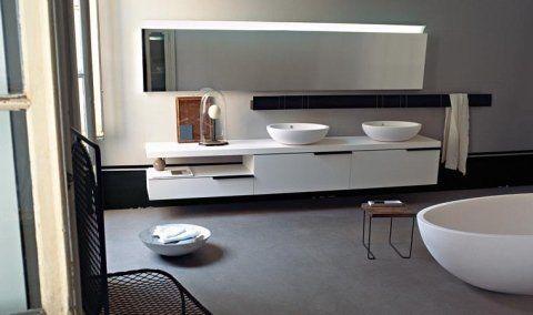 мебель и оснащение для ванных комнат