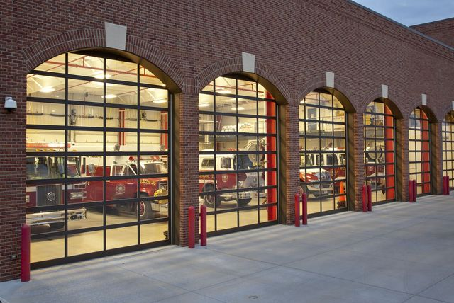 Commercial Projects Rely on Garage Doors from Haas Door & Home