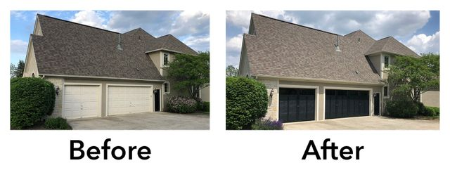 Transforming A Home Exterior With New Garage Doors