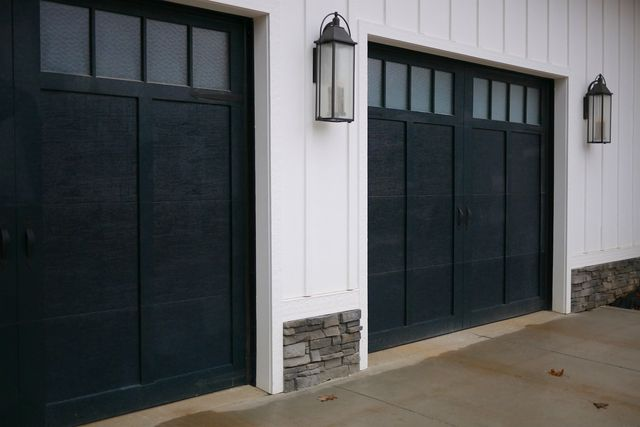 Dream Garage With Dream Garage Doors