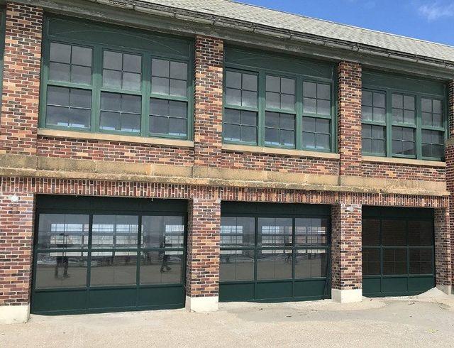 Haas Door Products Help Revitalize Jacob Riis Park Project