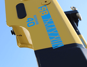Hammers for up to 16 tonne Carriers