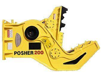 Posher 200 series equipment