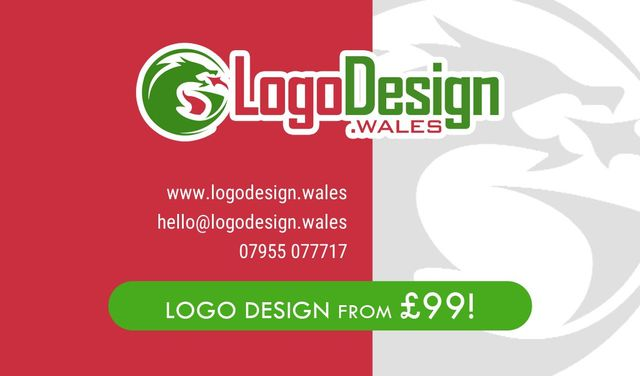 Affordable logo design in south wales from logodesignwales logodesignwales business card reheart Gallery
