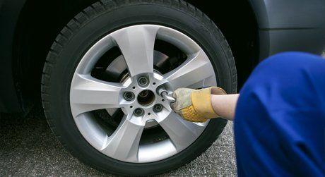 flat tyre repairs