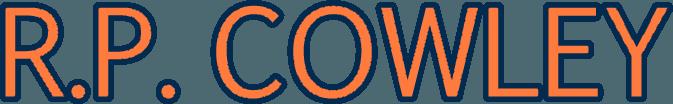 R P Cowley logo