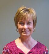Kathy Goodin Pink top