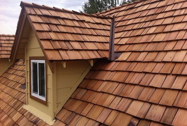 Wood Shake Roof Home Design Ideas And Pictures