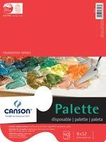 CANSON® DISPOSABLE PALETTES
