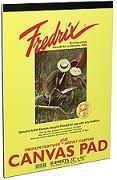 FREDRIX®REAL CANVAS PADS