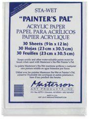 MASTERSON'S STA-WET®  PAINTERS PAL