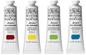 WINSOR & NEWTON OIL COLOR