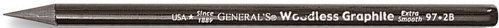 GENERAL'S®ALL-ART®  WOODLESS GRAPHITE