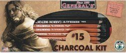 GENERAL'S® #15 CHARCOAL