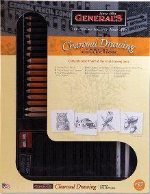 GENERAL'S® CLASSIC CHARCOAL KIT