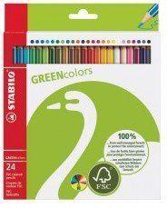 STABILO® GREENcolors