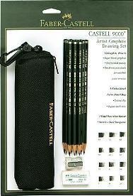 FABER-CASTELL® 9000® ARTIST'S SET