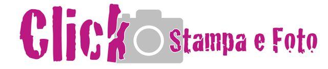 CLICK STAMPA E FOTO - LOGO