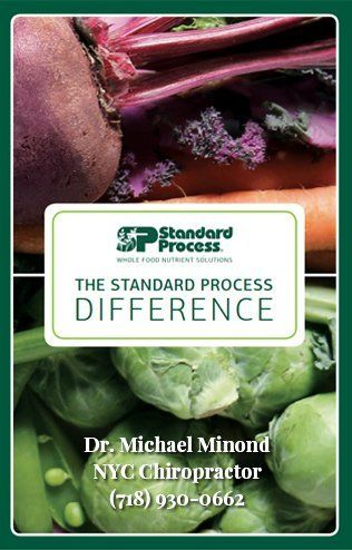 Standard Process Supplements NYC - Dr  Michael Minond