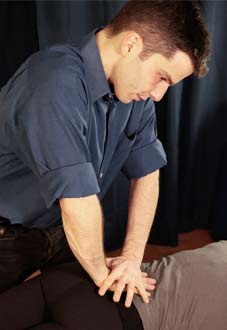Lower Back Pain Relief by Dr. Michael Minond - NYC Back Pain Treatments Located in the West Village of Manhattan New York City 10014