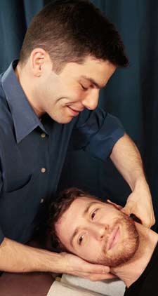 Dr. Michael Minond Providing NYC Neck Pain Treatment Located in the West Village of Manhattan New York City 10014