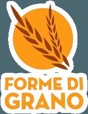 forme di grano  - logo