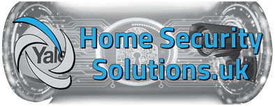 Home Security Solutions logo