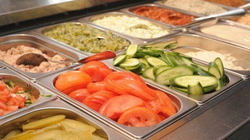 diete per le scuole