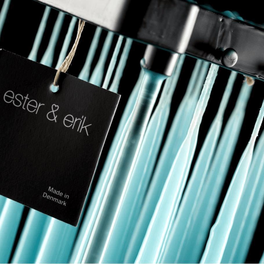 Stunning Ester & Erik candles