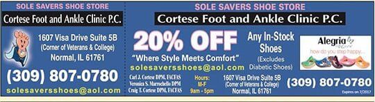 Sole Savers Shoe Store Normal Il