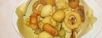 fritto di paranza, fritto misto, fritto misto alla piemontese