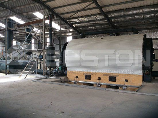 A Quick Overview Of Tyre Pyrolysis Plant And Pyrolysis Process