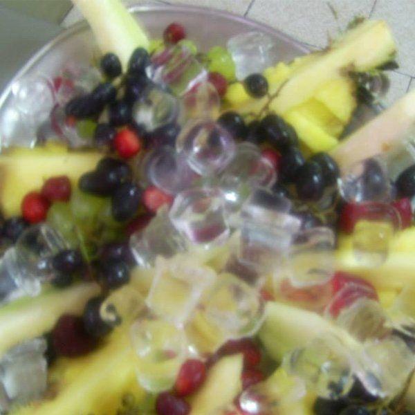 Dessert alla frutta a Durazzano