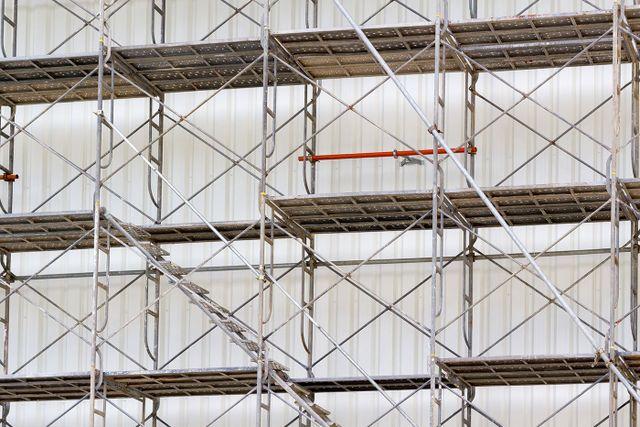 Impalcatura da costruzione