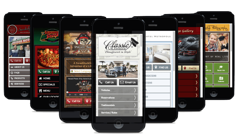 Mobile Web Design Kansas City