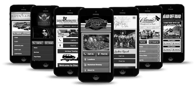 best mobile responsive websites