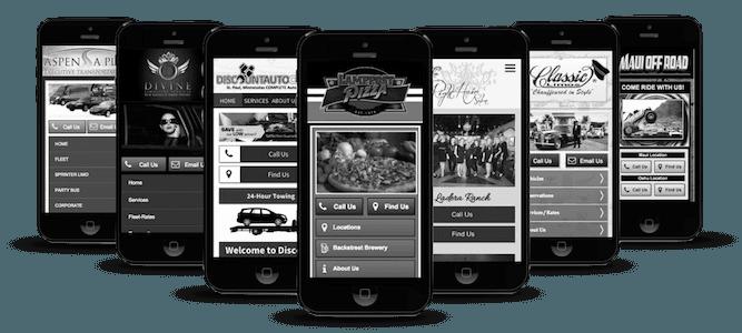 best mobile responsive websites