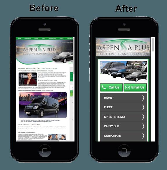 Mobile Web Design KC