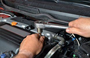 Car mechanical repairs
