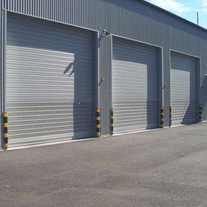 Heavy duty shutters