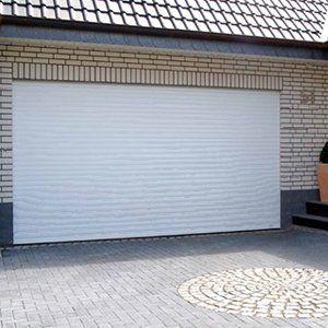 STEEL ROLLER GARAGE DOORS
